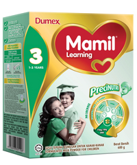 mamil learning with precinutri